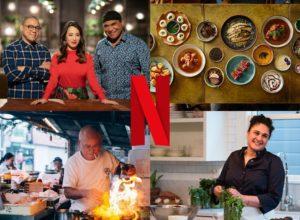 4 series Gastronómicas de Netflix para mirar esta cuarentena