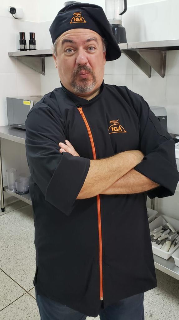 Lucio Manosso CHEF IGA