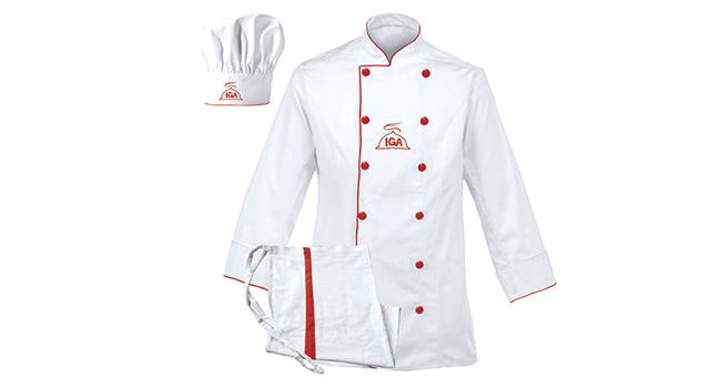 Curso de certifica o avan ada em gastronomia iga brasil for Material para chef