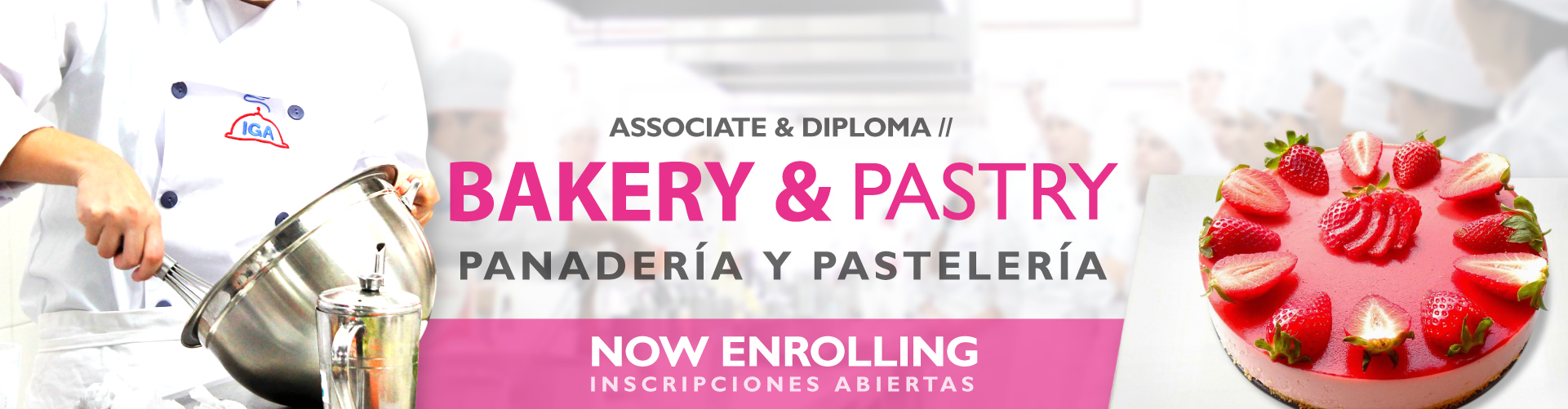 Associate &diploma bakery and pastry