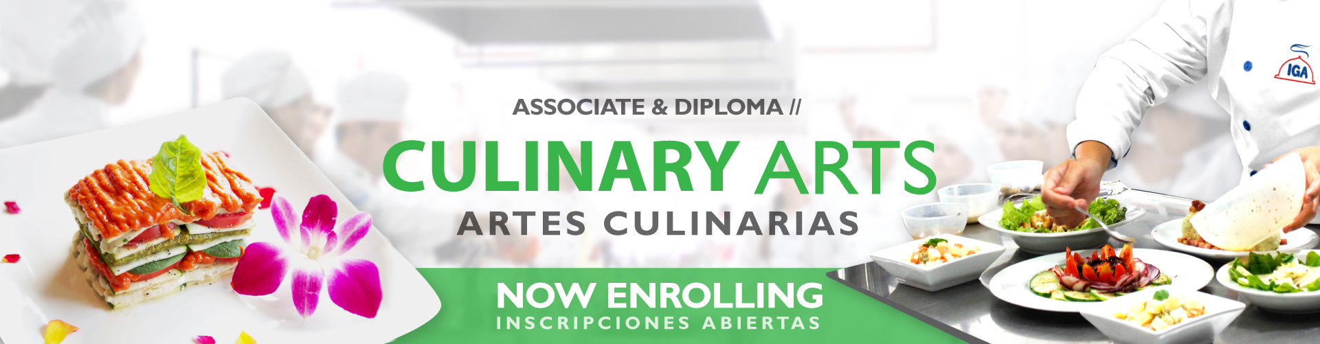 Associate&diploma culinary arts