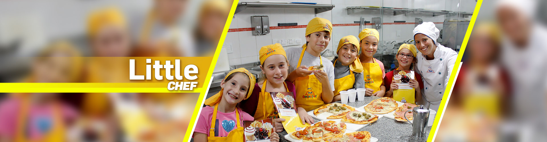 Cooking courses for children in Miami